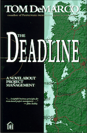 The Deadline: A Novel About Project Managment