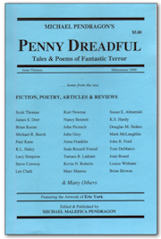 An early short story published in Penny Dreadful